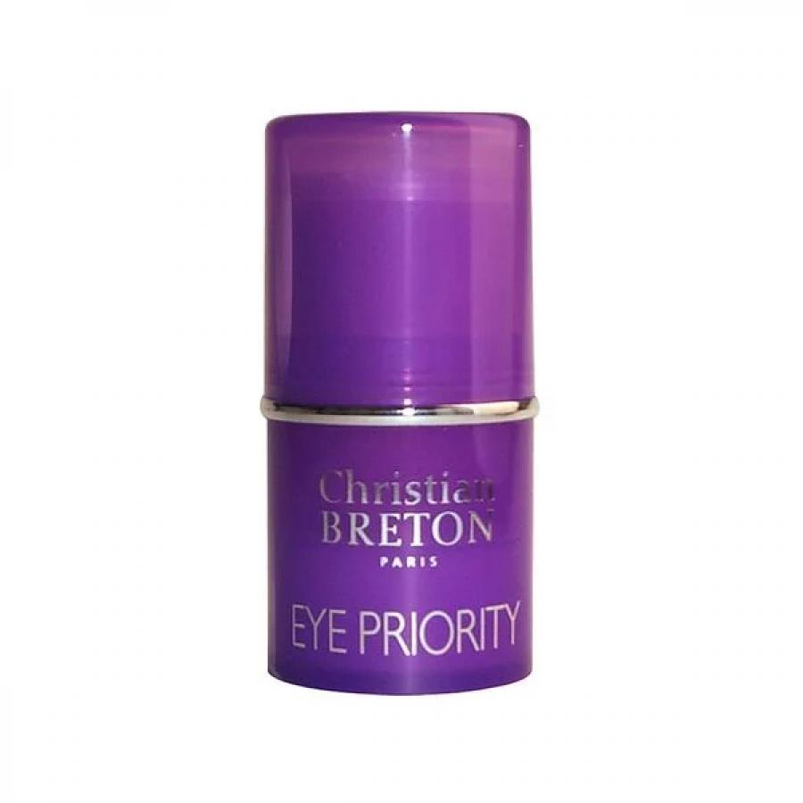 Стик для кожи вокруг глаз Christian Breton Paris Eye priority Ice Stick Eye Contour, 3 гр стик для кожи вокруг глаз christian breton paris eye priority ice stick eye contour 3 гр