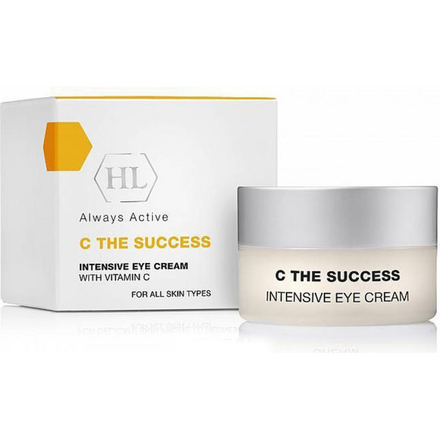 Крем для век с витамином С Holy Land Eye Cream C THE SUCCESS, 15 мл, holy land c the success intensive day cream with vitamin c интенсивный дневной крем 50 мл