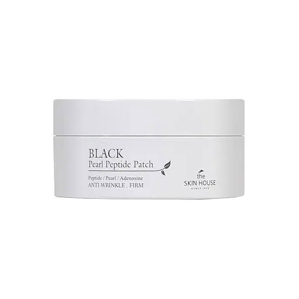 Гидрогелевые патчи The Skin House Black Pearl Peptide Patch, 60шт