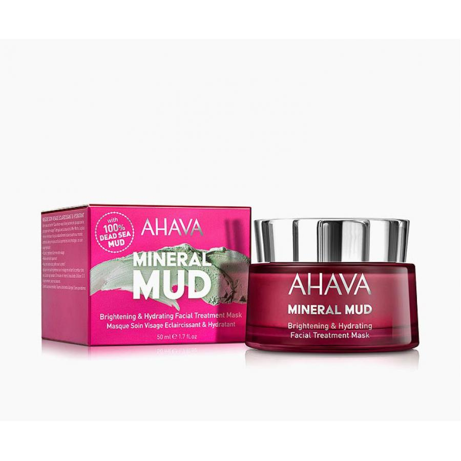 Маска для лица Ahava Mineral Mud Masks, 50 мл, увлажняющая придающая сияние butterworth hezekiah the story of magellan and the discovery of the philippines