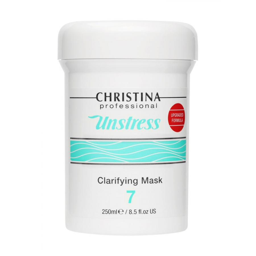 Очищающая маска Christina Unstress:Clarifying Mask, 250 мл