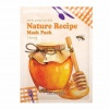 Маска тканевая медовая Secret Key Nature Recipe Mask Pack Honey ...