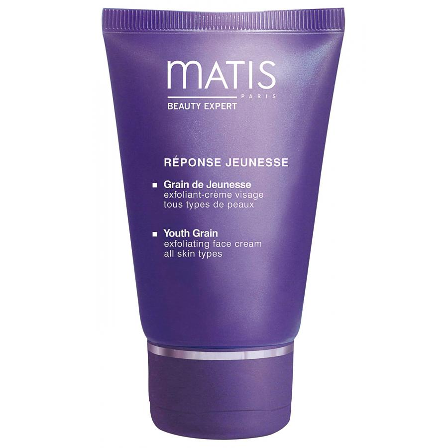 Пилинг-крем для лица Matis Reponse Jeunesse Youth Grain Exfoliating, 50 мл, обновляющий