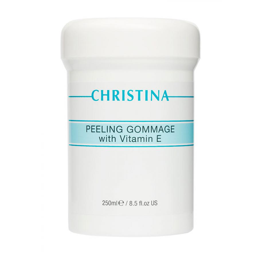 Пилинг гоммаж с витамином Е Christina Peeling Gommage with Vitamin Е, 250 мл