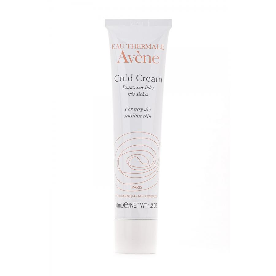 Крем для лица и тела Avene Cold Колд, 40 мл avene avene hydrance optimale rich hydrating cream c20628 40