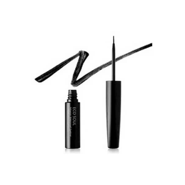 Подводка для глаз The Saem Eco Soul Advanced Powerproof Eyeliner 01 Black 5гр