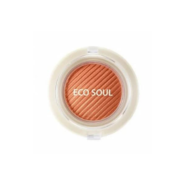 Тени гелевые для век The Saem Eco Soul Swag Jelly Shadow 5 Don't worry 4,8g цена в Москве и Питере