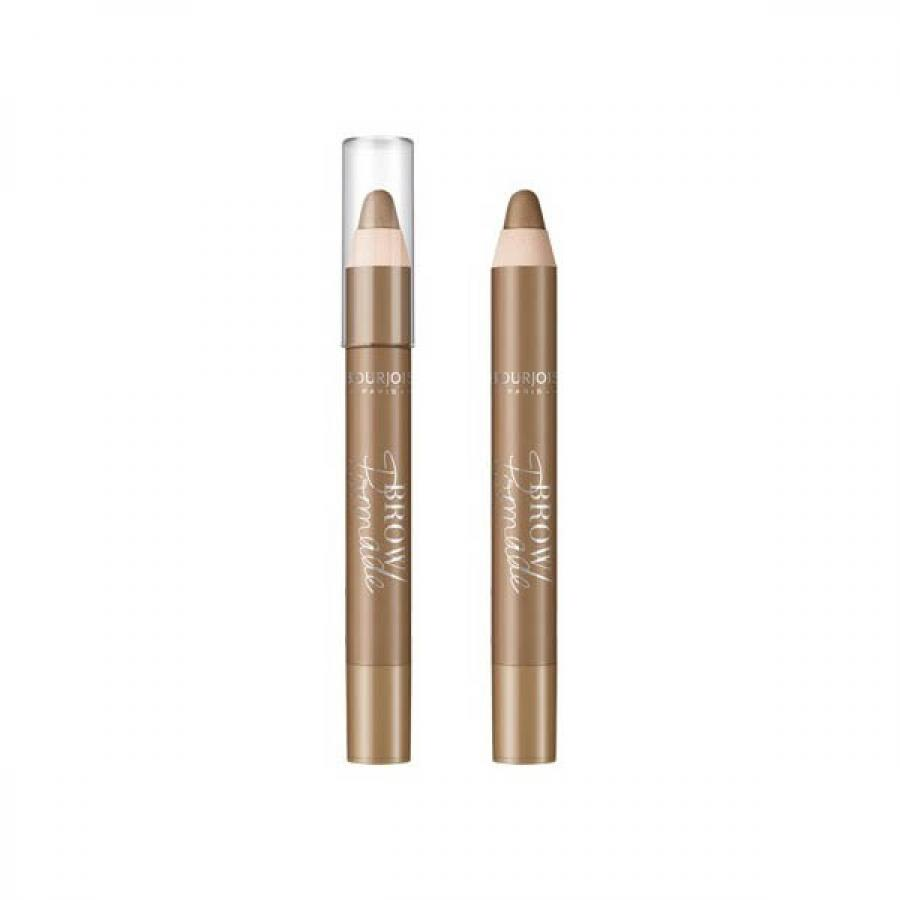 Карандаш-помада для бровей Bourjois Brow Pomade, тон 1 помада для бровей essence superlast 24h eye brow pomade pencil waterproof 10 цвет 10 blonde variant hex name 917569