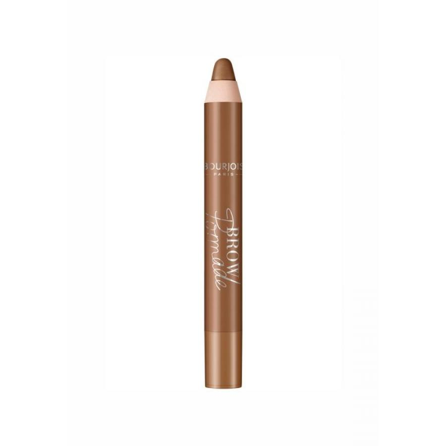 Карандаш-помада для бровей Bourjois Brow Pomade, тон 2 помада для бровей essence superlast 24h eye brow pomade pencil waterproof 10 цвет 10 blonde variant hex name 917569