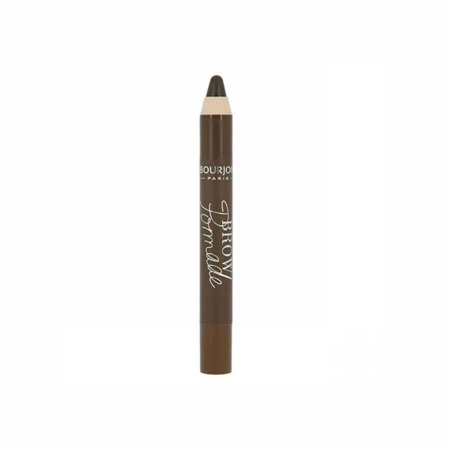 Карандаш-помада для бровей Bourjois Brow Pomade, тон 3 помада для бровей essence superlast 24h eye brow pomade pencil waterproof 10 цвет 10 blonde variant hex name 917569