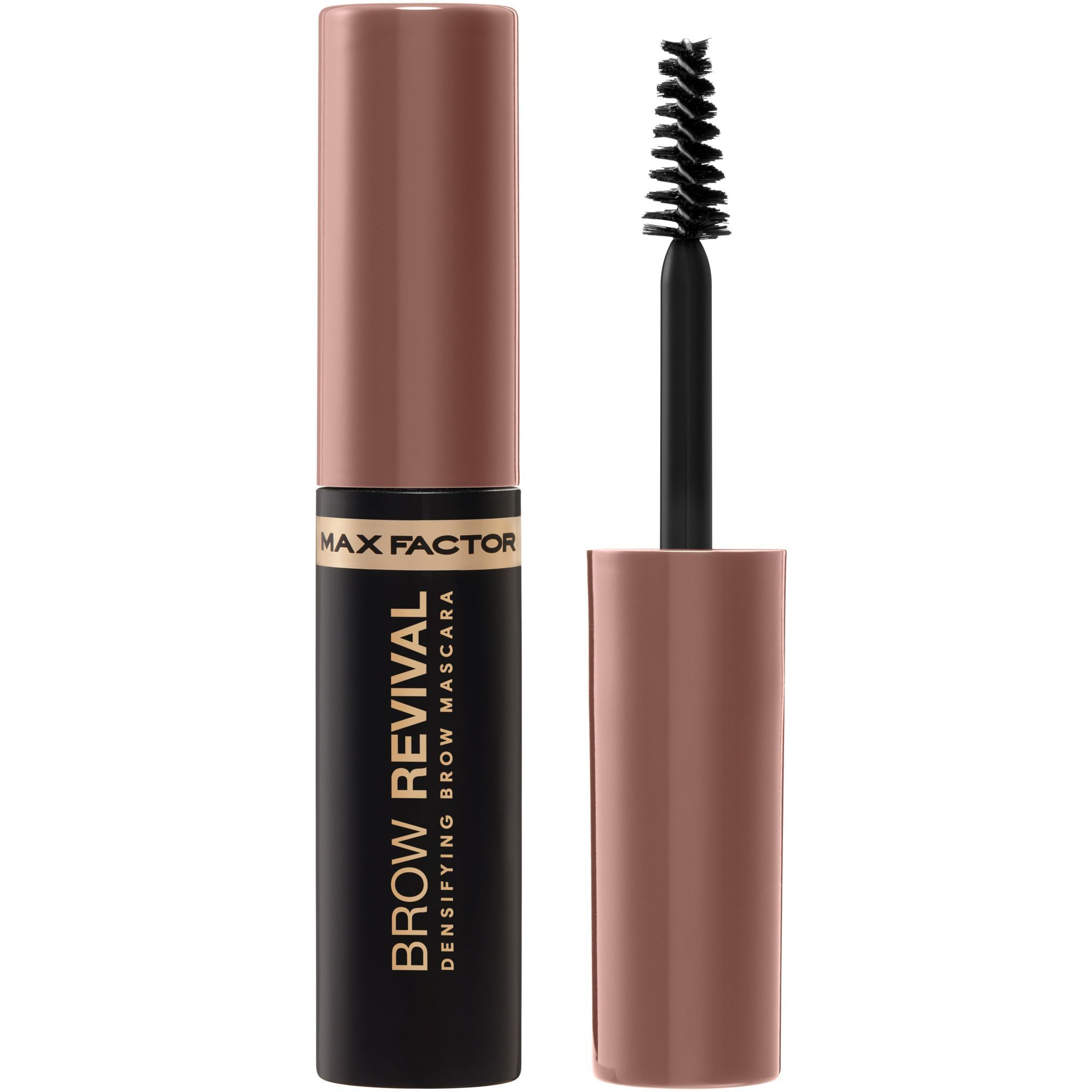 Тушь для бровей Max Factor Brow Revival Densifying Brow Mascara Тон 003 brown