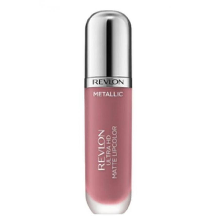 Губная помада Revlon Ultra Hd Matte Lipcolor, тон Gleam 690 губная помада revlon ultra hd matte lipcolor тон luster 720