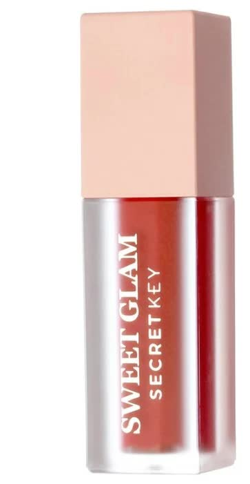 Тинт для губ Secret Key Sweet Glam Velvet Tint 03 My Rose 5 г тинт для губ sweet glam velvet tint 5г 01 red more