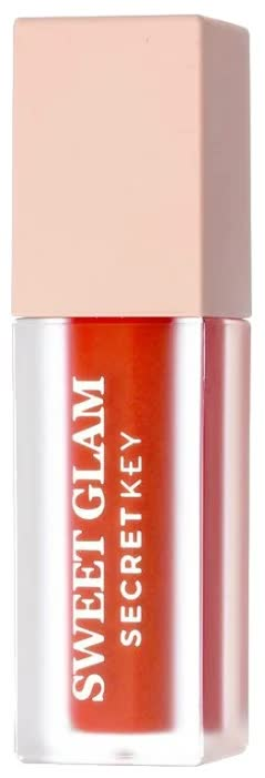 Тинт для губ Secret Key Sweet Glam Velvet Tint 02 Orange berry 5 г тинт для губ sweet glam velvet tint 5г 01 red more