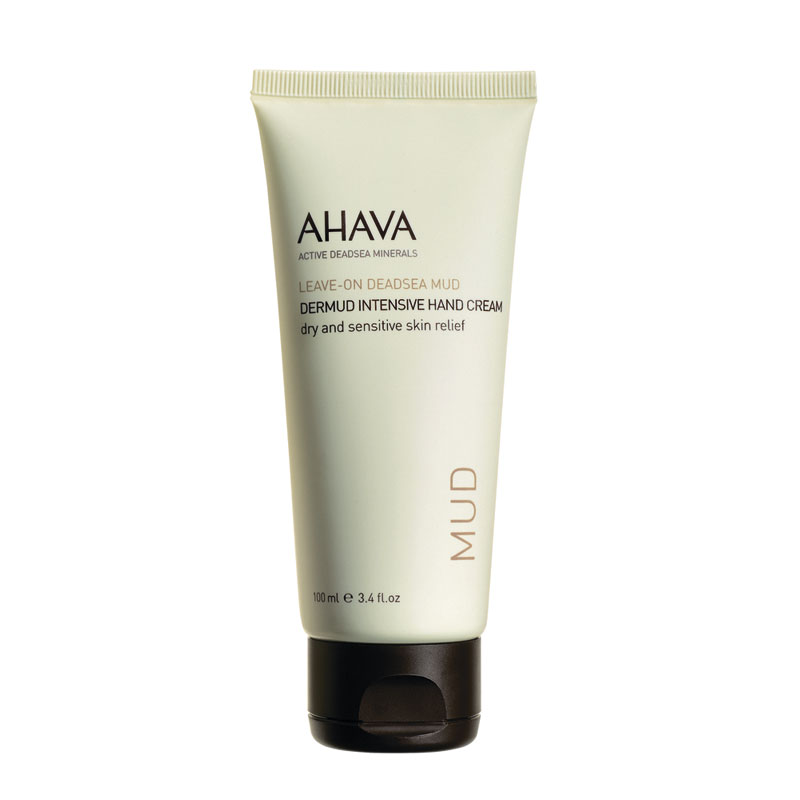 Крем для рук Ahava Deadsea Mud, 100 мл руки ноги ahava набор elements of love mud rich moments gift set