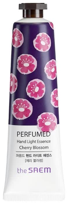 Крем-эссенция для рук The Saem Perfumed Hand Light Essence Cherry Blossom 30 мл