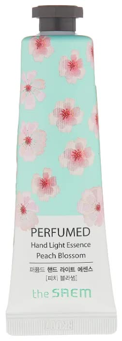 Крем-эссенция для рук The Saem Perfumed Hand Light Essence Peach Blossom 30 мл