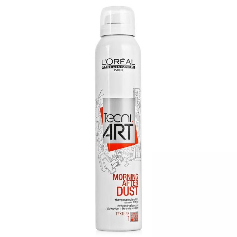 Сухой шампунь для волос LOreal Professionnel Tecni.Art Morning After Dust, 200 мл