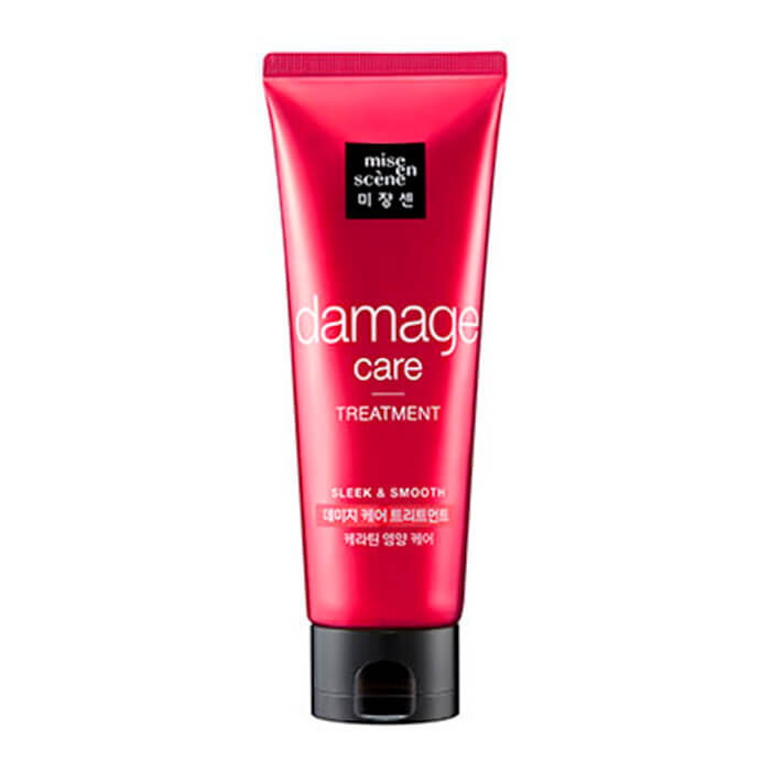 Маска для поврежденных волос Mise En Scene Damage Care Treatment 330ml shiseido damage care treatment