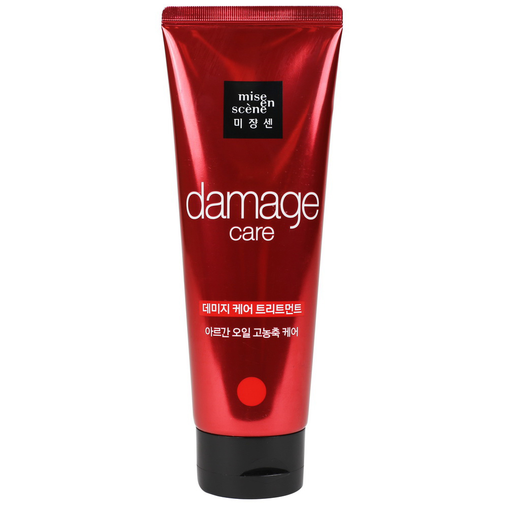 Маска для поврежденных волос Mise En Scene Damage Care Treatment, 180ml shiseido damage care treatment
