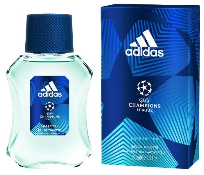 Лосьон после бритья Adidas UEFA 6 Champions League Dare Edition, 50 мл