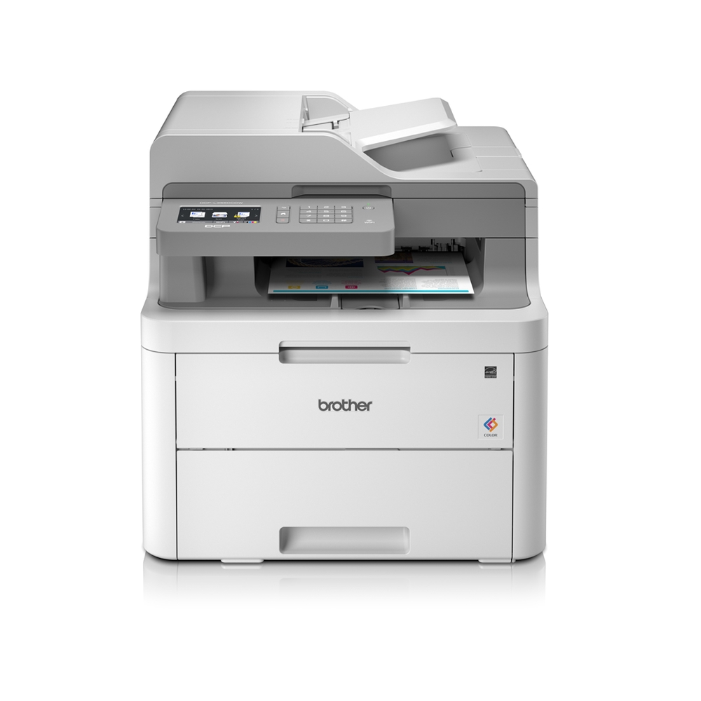 Фото - МФУ Brother DCP-L3550CDW мфу brother dcp t710w ink benefit plus