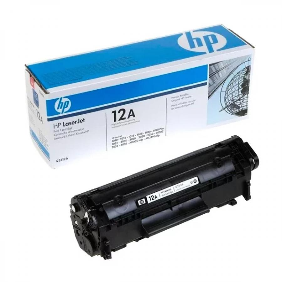 Картридж HP Q2612A для HP LJ 1010/1012/1015/1018/1020/1022, черный 701764 501 for hp 2000 bf60ca notebook for hp 2000 laptop motherboard for amd e300 cpu with integrated 100