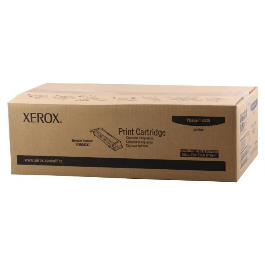 Картридж Xerox 113R00737 для Xerox Ph 5335, черный картридж xerox 113r00668 черный