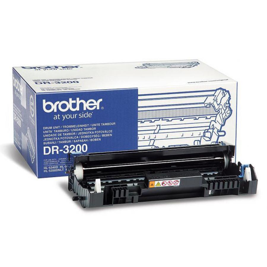 Фотобарабан Brother DR3200 для HL-5340D/5350DN/5370DW/DCP-8070D/8085DN, монохромный brother dr3200