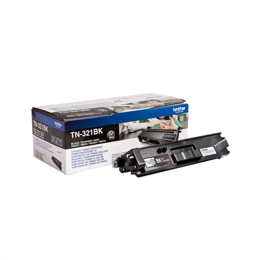 Картридж Brother TN321BK для Brother HL-L8250CDN/MFC-L8650CDW, черный картридж brother tn3512 для brother hl l6250dn l6300dw l6300dwt l6400dw черный