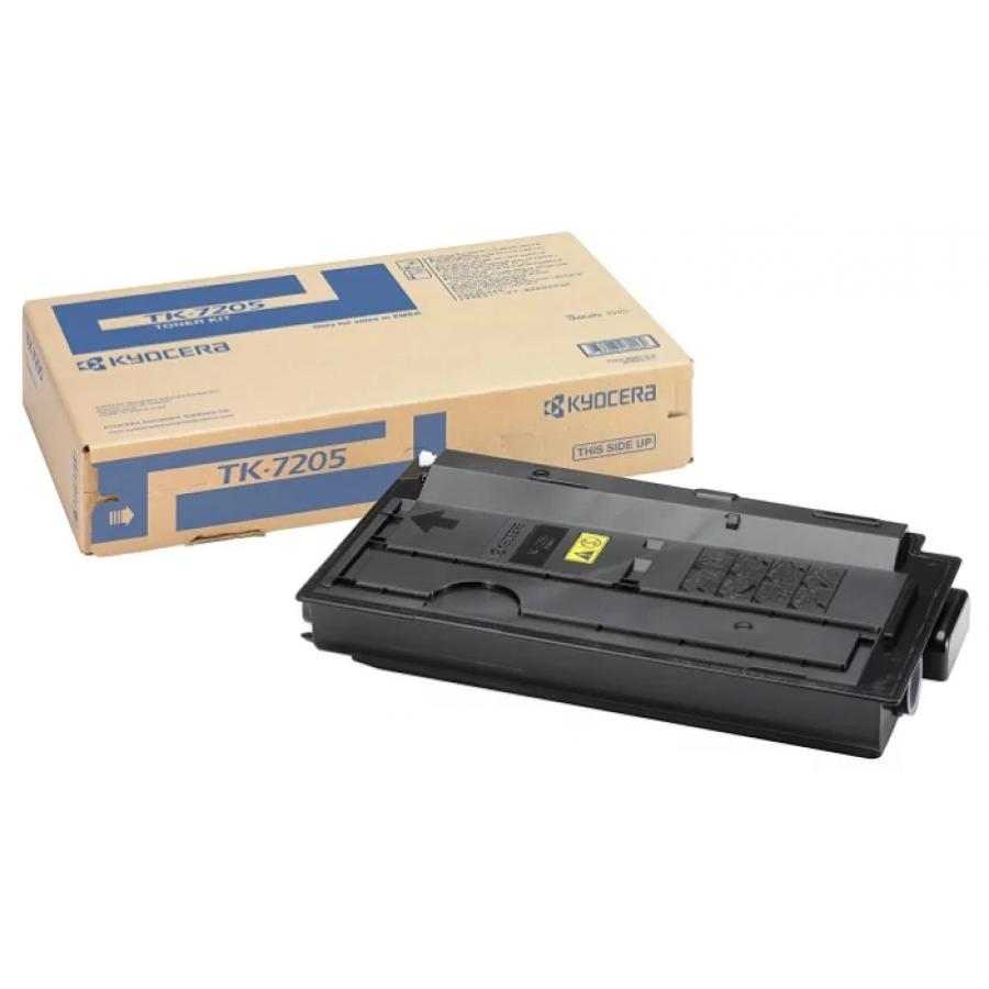 Картридж Kyocera TK-7205 для Kyocera TASKalfa 3510i, черный new original kyocera roller magnet in dv 7105 for ta3010i 3510i 3011i 3511i