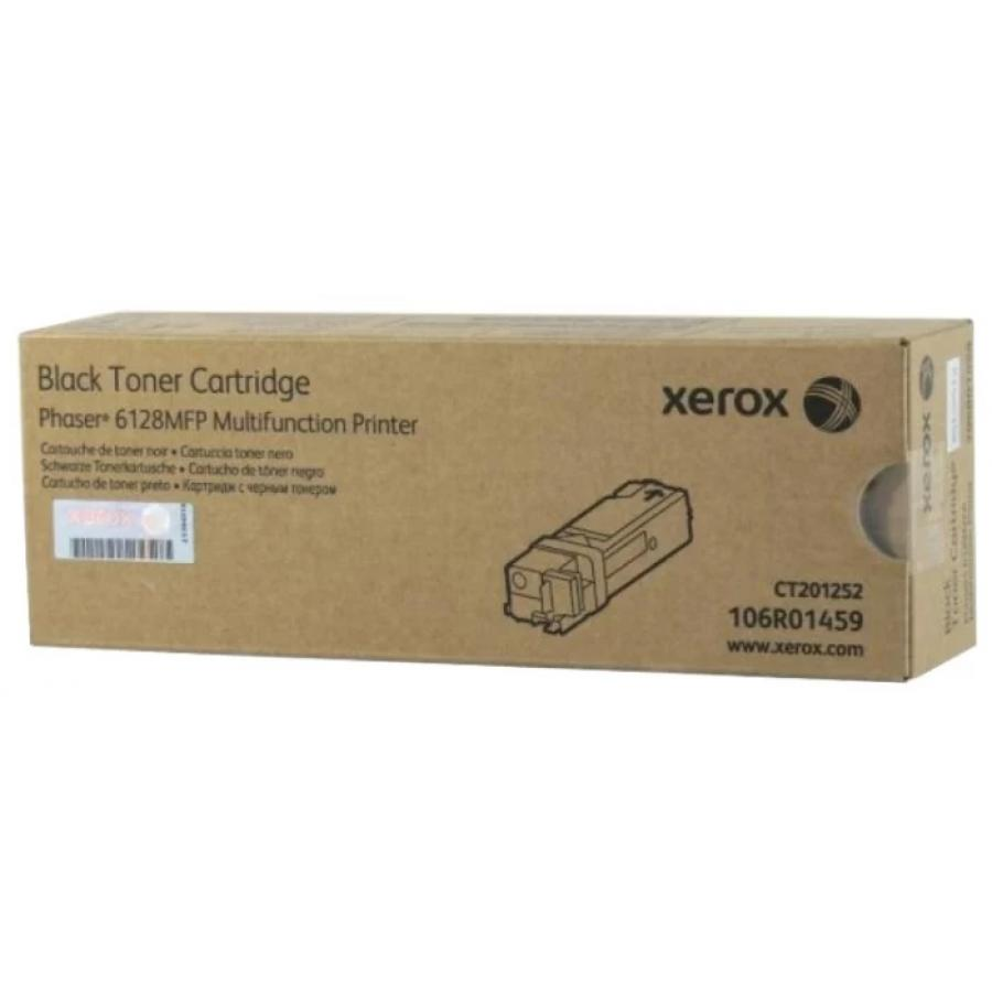 Картридж Xerox 106R01459 для Xerox Ph 6128, черный картридж xerox 113r00668 для xerox ph 5500 черный