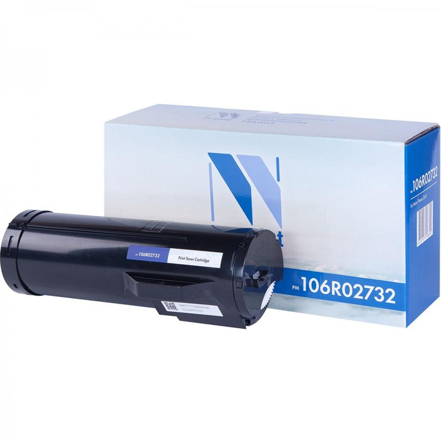 Картридж NV Print 106R02732 для Xerox Phaser 3610/WC 3615 (25300k) картридж nv print 106r02183 для phaser 3010 wc 3045