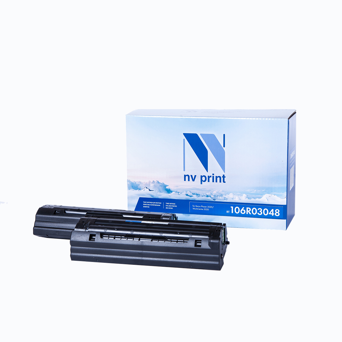 Картридж NV Print NV-106R03048 для Xerox Phaser 3020/WorkCentre 5020 (3000k) nv print xerox 106r01604