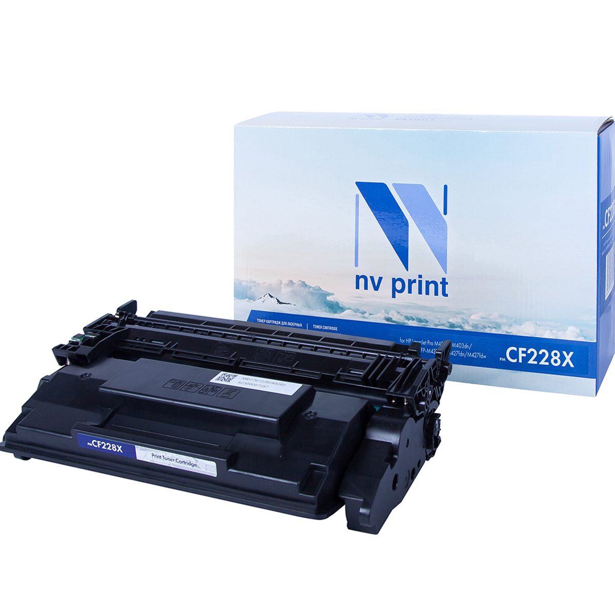 Фото - Картридж NV Print CF228X для Нewlett-Packard LaserJet Pro M403d/M403dn/M403n/MFP-M427dw/M427fdn/M427fdw (9200k) panasonic аlkaline power aaa lr03 2 шт