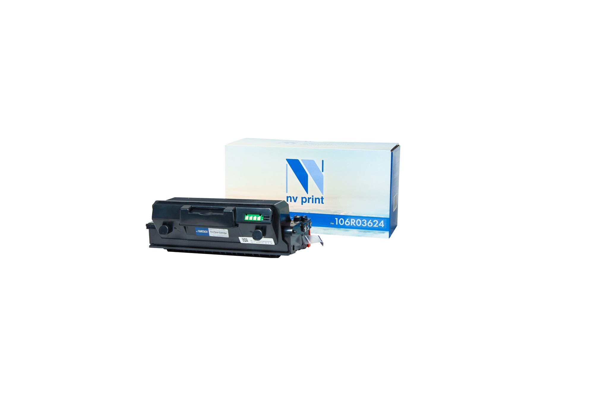 Тонер-картридж NV Print совместимый NV-106R03624 для Xerox Phaser-3330/WC-3335 (15000k) картридж nv print 106r02306 для xerox phaser 3320 11000k