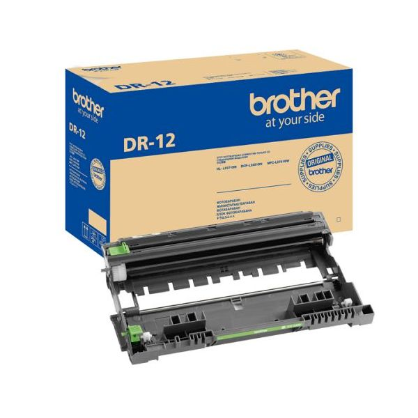Фото - Барабан Brother DR-12 барабан brother dr 3000