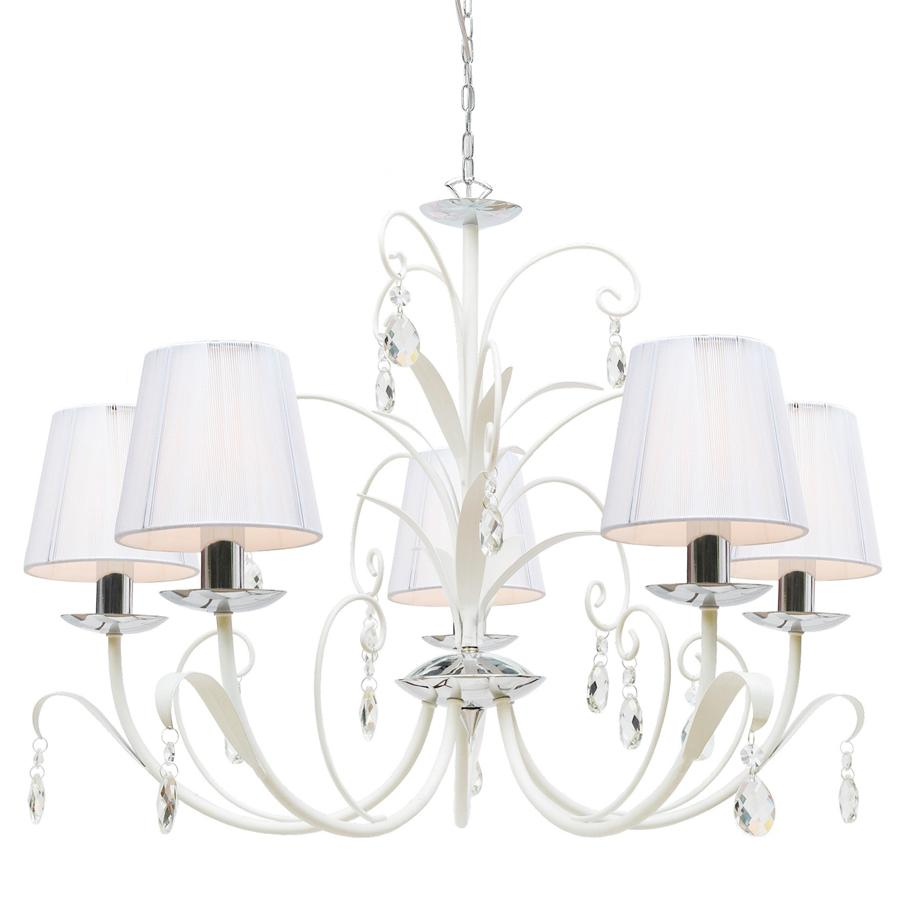 Люстра Arte lamp A1743LM-5WH arte lamp a1743lm 5wh