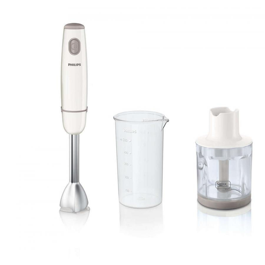Погружной блендер Philips HR1605 Daily Collection стационарный блендер philips hr2051 hr2052 daily collection