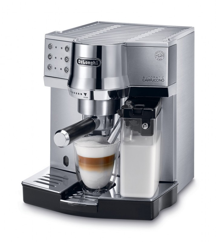 Кофемашина DeLonghi EC 850M Metal цена 2017