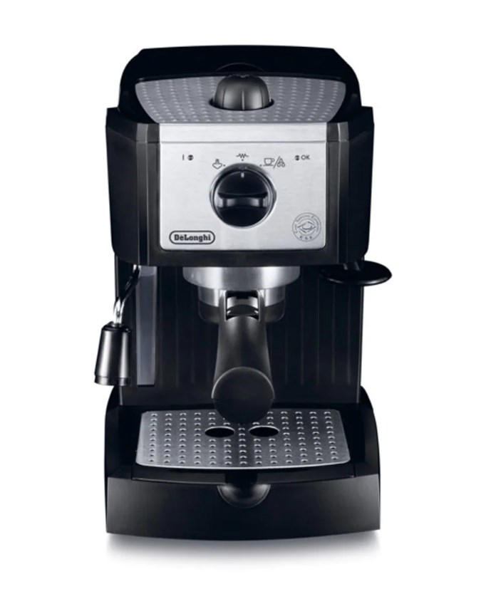 Кофемашина DeLonghi EC 156 Black
