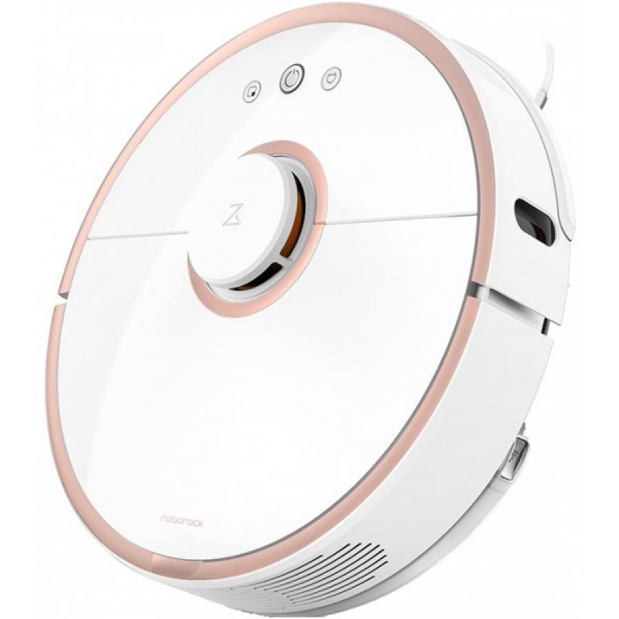 Робот-пылесос Xiaomi Mi Roborock Sweep One Rose пылесос робот xiaomi mi roborock sweep one s50 white grey