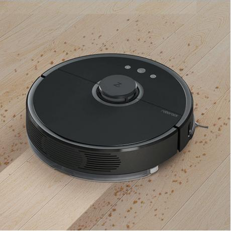 Робот-пылесос Xiaomi Mi Roborock Sweep One Black