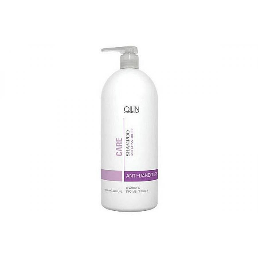 Шампунь против перхоти Ollin Professional Care Anti-Dandruff, 1000 мл
