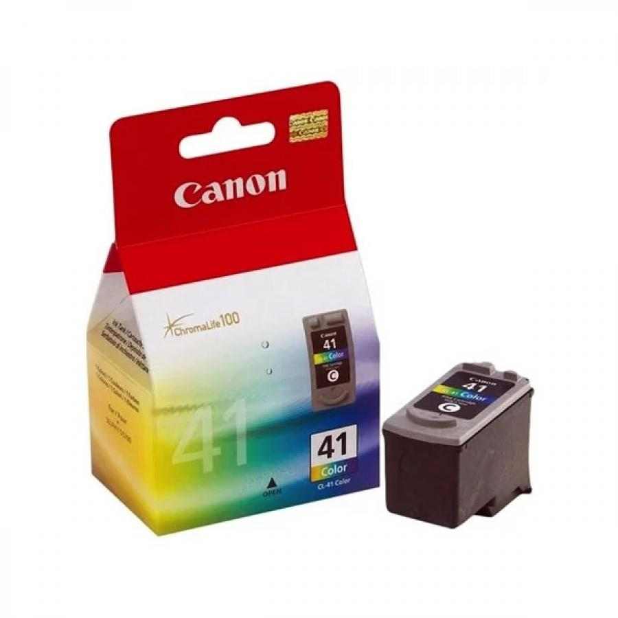 Картридж Canon CL-41 (0617B025) для Canon MP450/150/170/iP6220D/6210D/2200/1600 цветной картридж canon cl 51 0618b001 для canon mp450 150 170 ip6220d 6210d 2200 цветной