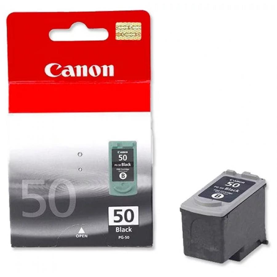 Картридж Canon PG-50 (0616B001) для Canon MP450/150/170/iP6220D/6210D/2200, черный картридж canon cl 51 0618b001 для canon mp450 150 170 ip6220d 6210d 2200 цветной