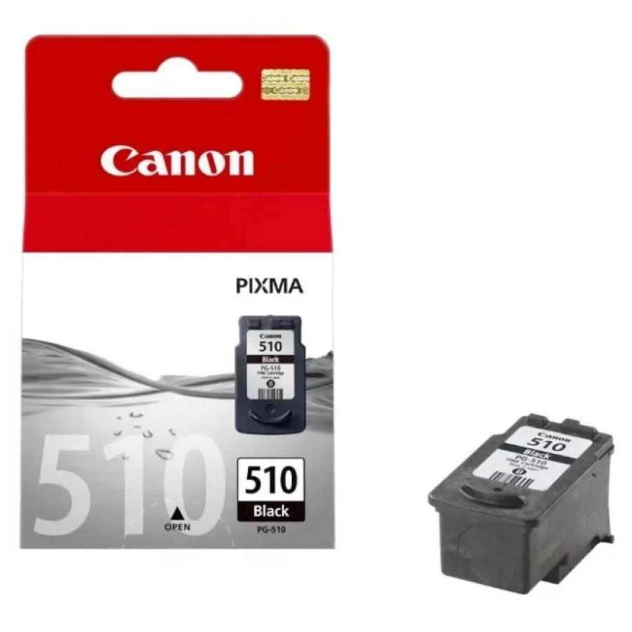 Картридж Canon PG-510 (2970B007) для Canon MP240/MP260/MP480, черный картридж canon pg 510 2970b007 черный