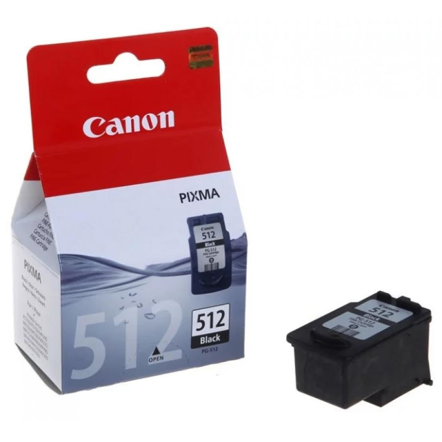 Картридж Canon PG-512 (2969B007) для Canon MP240/MP260/MP480, черный картридж canon pg 512
