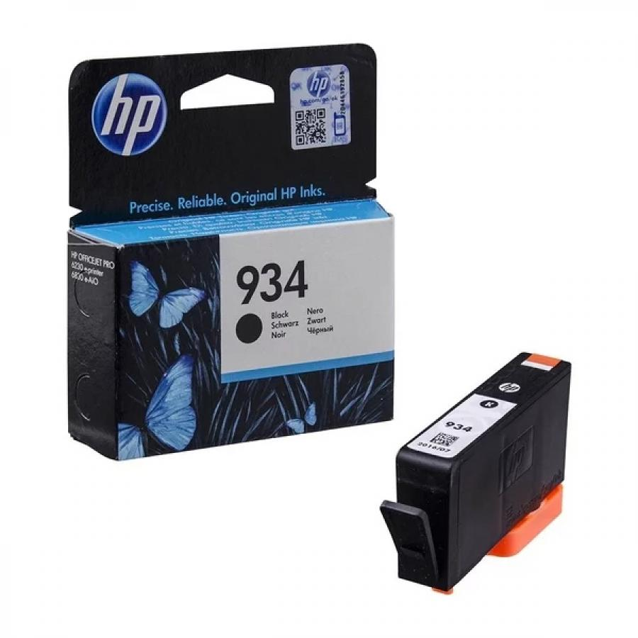 Картридж HP C2P19AE для HP OJ Pro 6830, черный картридж hp 934 black c2p19ae