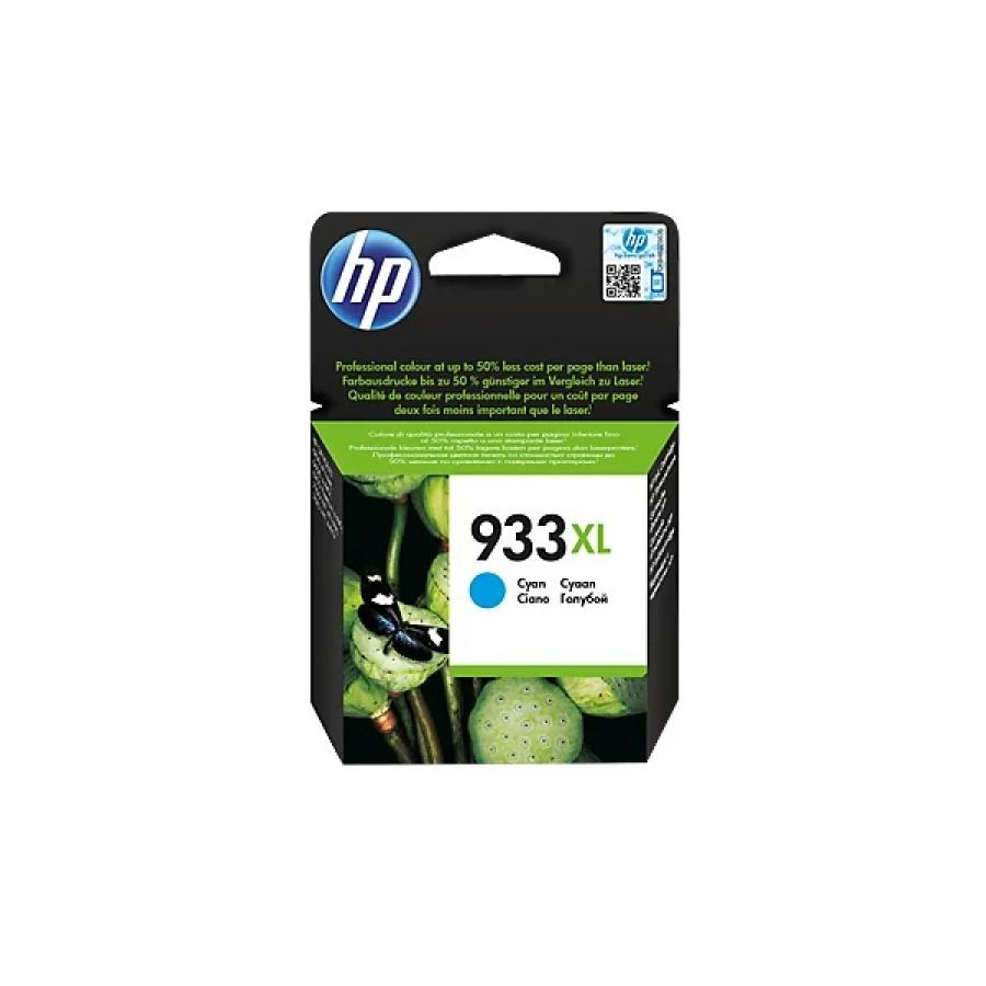 Картридж HP 933XL CN054AE для HP OJ 6700/7100, голубой картридж hp pigment ink cartridge 70 black z2100 3100 3200 c9449a